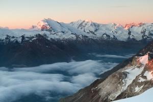 Petit réveil à 3700 m