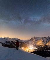 Solitude devant Grindelwald